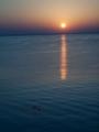 エーゲ海の昇陽