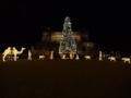 ヴェネツィア広場、クリスマス・イルミネーション