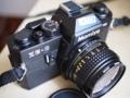 Mamiya ZE-2 Quarz + Mamiya-Sekor 50mm F/2