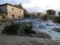 サトゥルニアの温泉