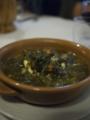 野菜のスープ(Acqua cotta=「調理された水」の意