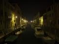 真夜中のヴェネツィア