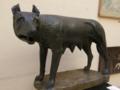 雌狼と双子の像、ローマのシンボル、