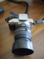 Olympus PEN E-PM2 + Olympus Zuiko ED 50mm F2.0 Macro with MMF-2 mount adapter