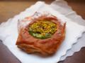ピスタチオの菓子パン