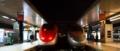 ユーロスター 紅い矢(freccia-rossa)と銀の矢(freccia-argento)