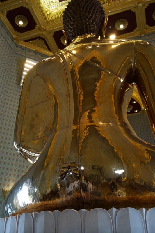 黄金仏寺院(ワット・トライミット)