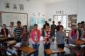 山本日本語学校にて