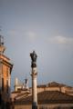 聖母イマコラータ碑 la Colonna dell'Immacolata