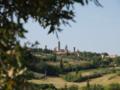 トスカーナの風景