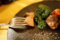 豚のレヴァー料理トスカーナ風