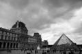 Pyramide du Louvre(ルーヴル・ピラミッド)