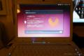 Ubuntuインストール中