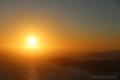 サントリーニ島の夕陽