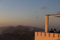 サントリーニの風景