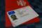 イタリアの運転免許書