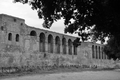 ローマ時代の壁