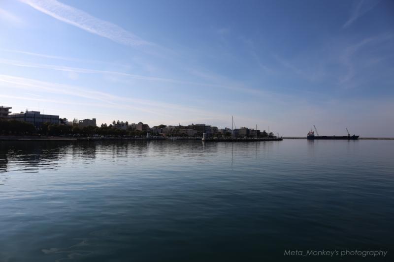 コリンティアコス湾