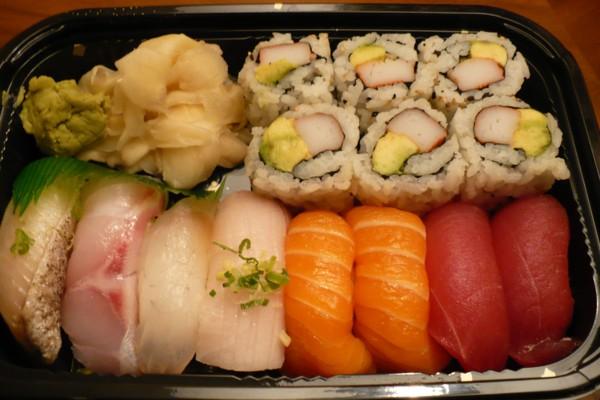 寿司ボックス