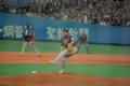 [*PENTAX-DA 50-200mmF4-5.6 ED][野球]WBC壮行試合の松坂大輔