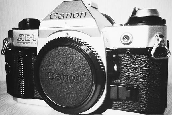 Canon AE-1 プログラム