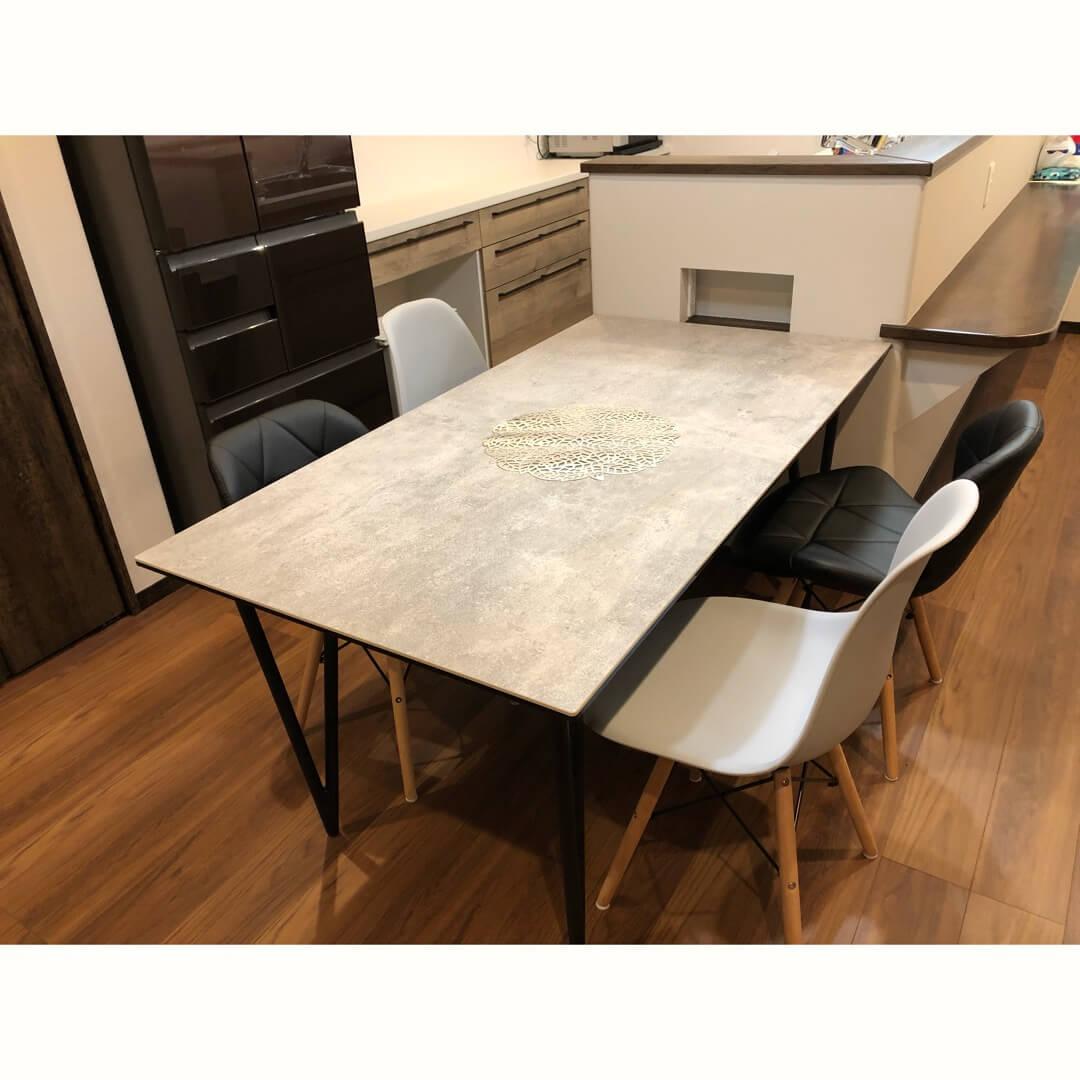 Ceramic table セラミックテーブル