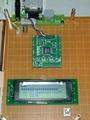 MIDI-CV開発基板(ARM - ADuC7026)