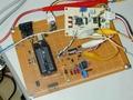 MIDI-CV確認基板(AVR - ATtiny2313)