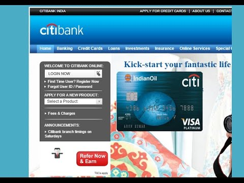 Alaska Credit Card Login >> How To Do Citi Card Login Sign Up And Get Started With