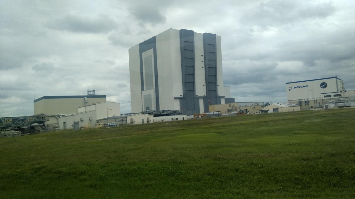 Vehicle Assenbly Building NASA
