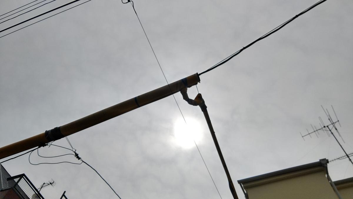 電線の養生