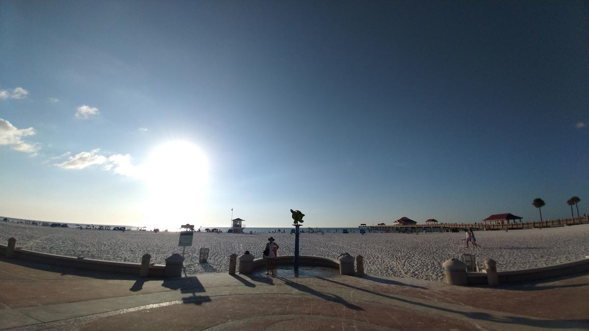 クリアウォータービーチ