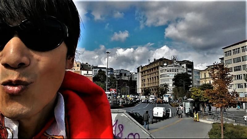 コスモポリタンロッカリアン イスタンブール