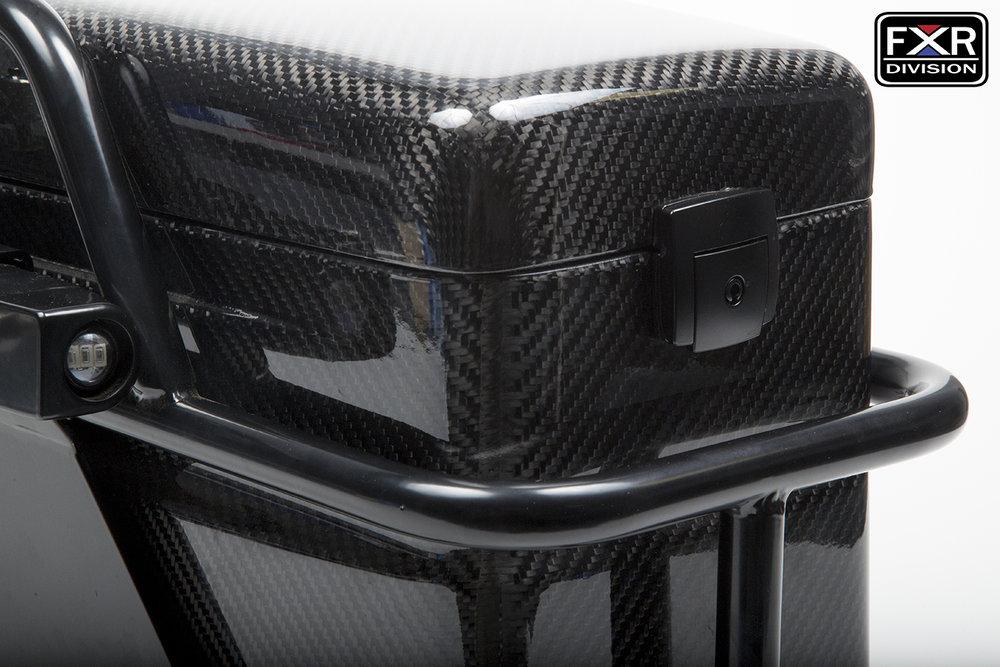 パーツ:FXR Division「Detachable FXRP Bag/Rail & Strut
