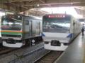 E231系とE531系
