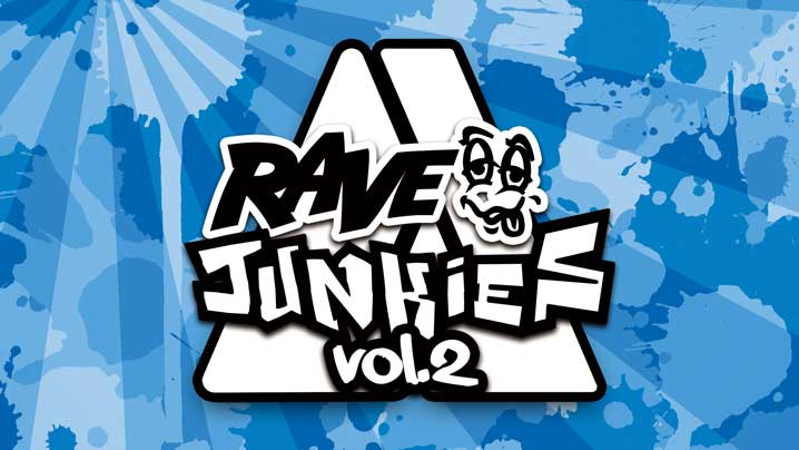RAVE JUNKIES Vol.2