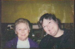 ジェーン・ゴトーさんとお母さん