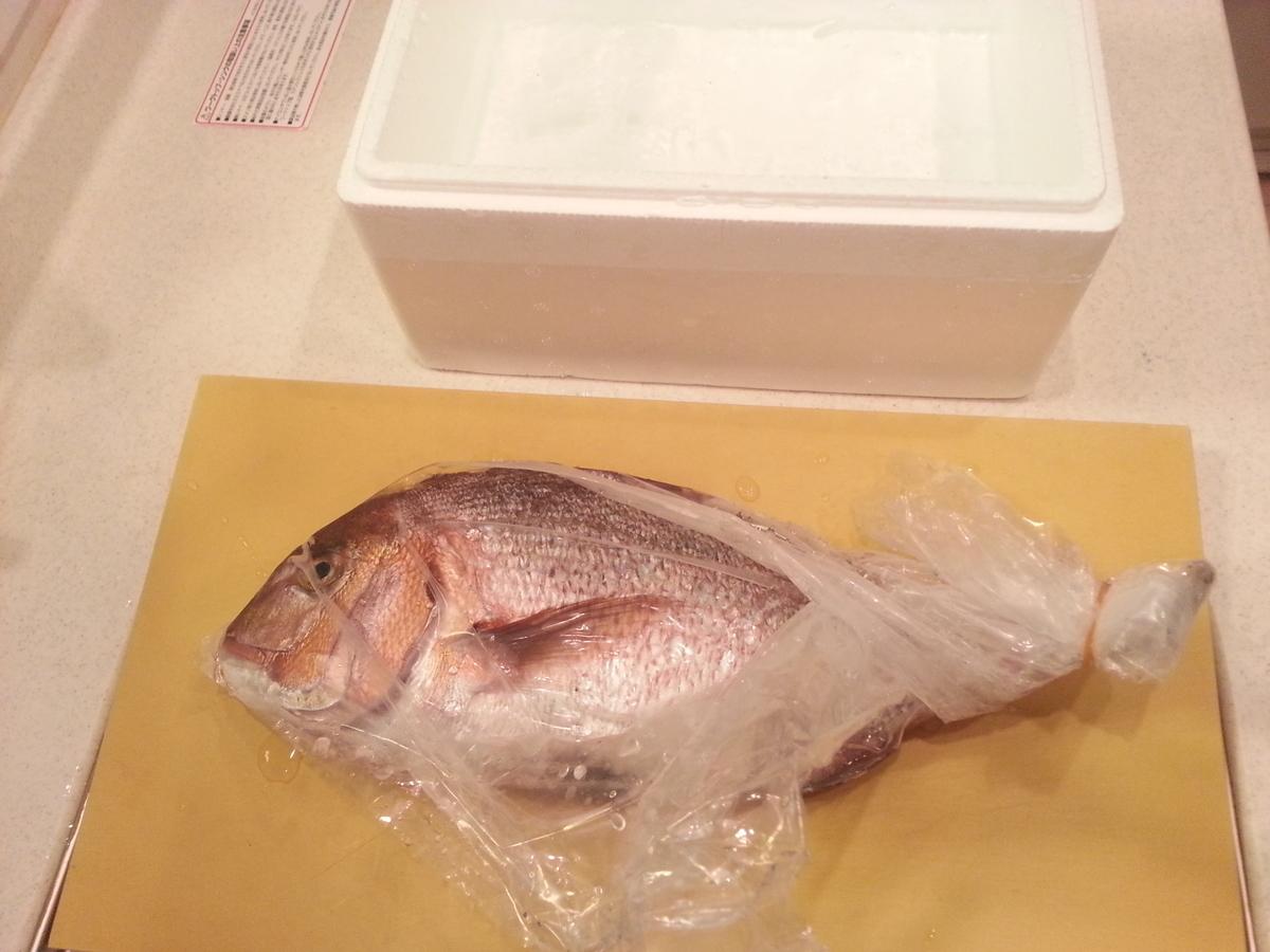 食べチョク 魚介 真鯛