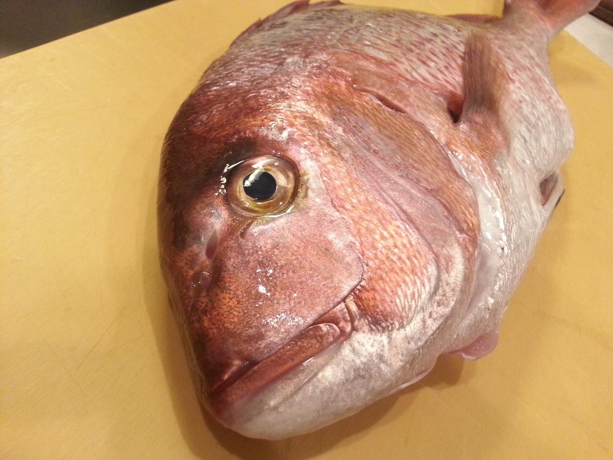 食べチョク 養殖 真鯛