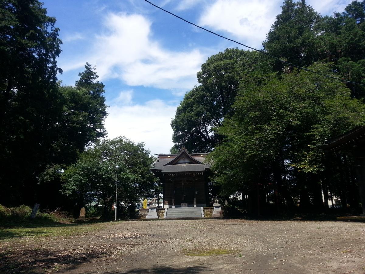 中之宮左馬神社