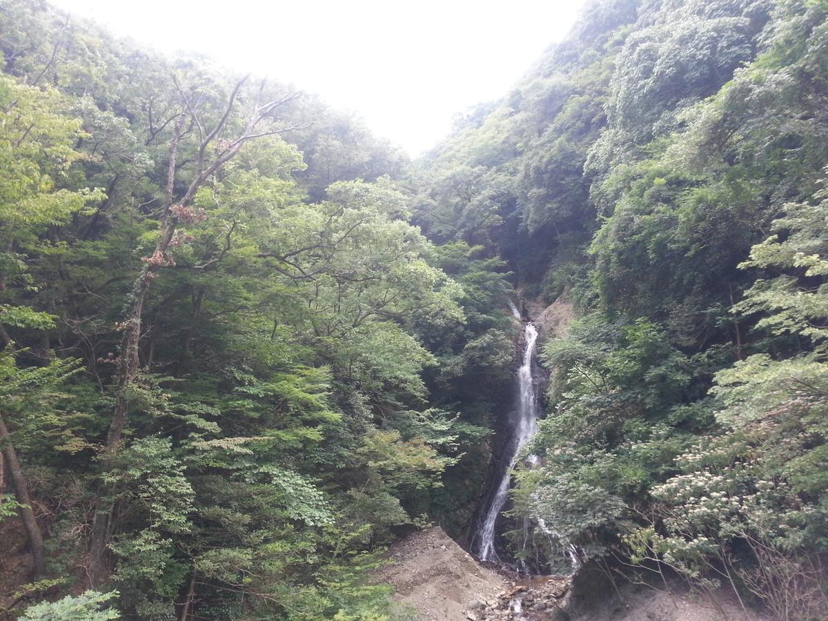 あいかわ公園 大沢の滝