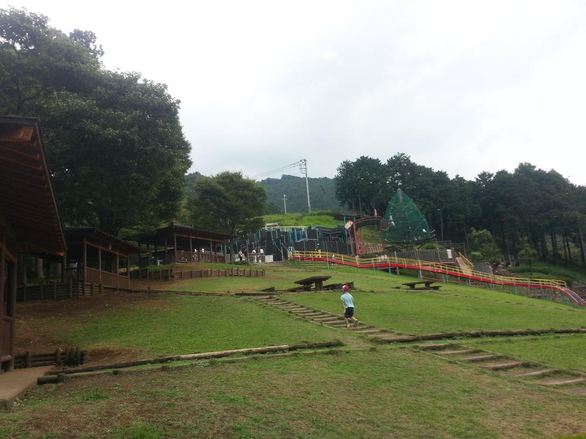 あいかわ公園 冒険の森