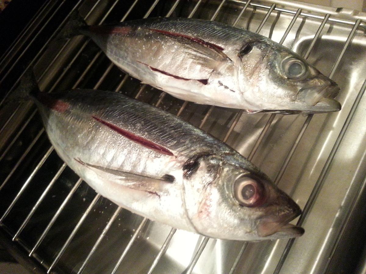 魚 塩焼き 焼き方