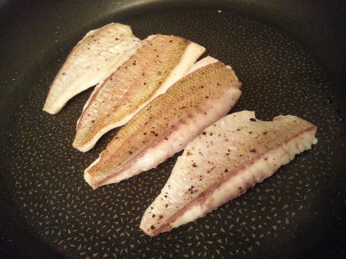 白身魚 上手な焼き方