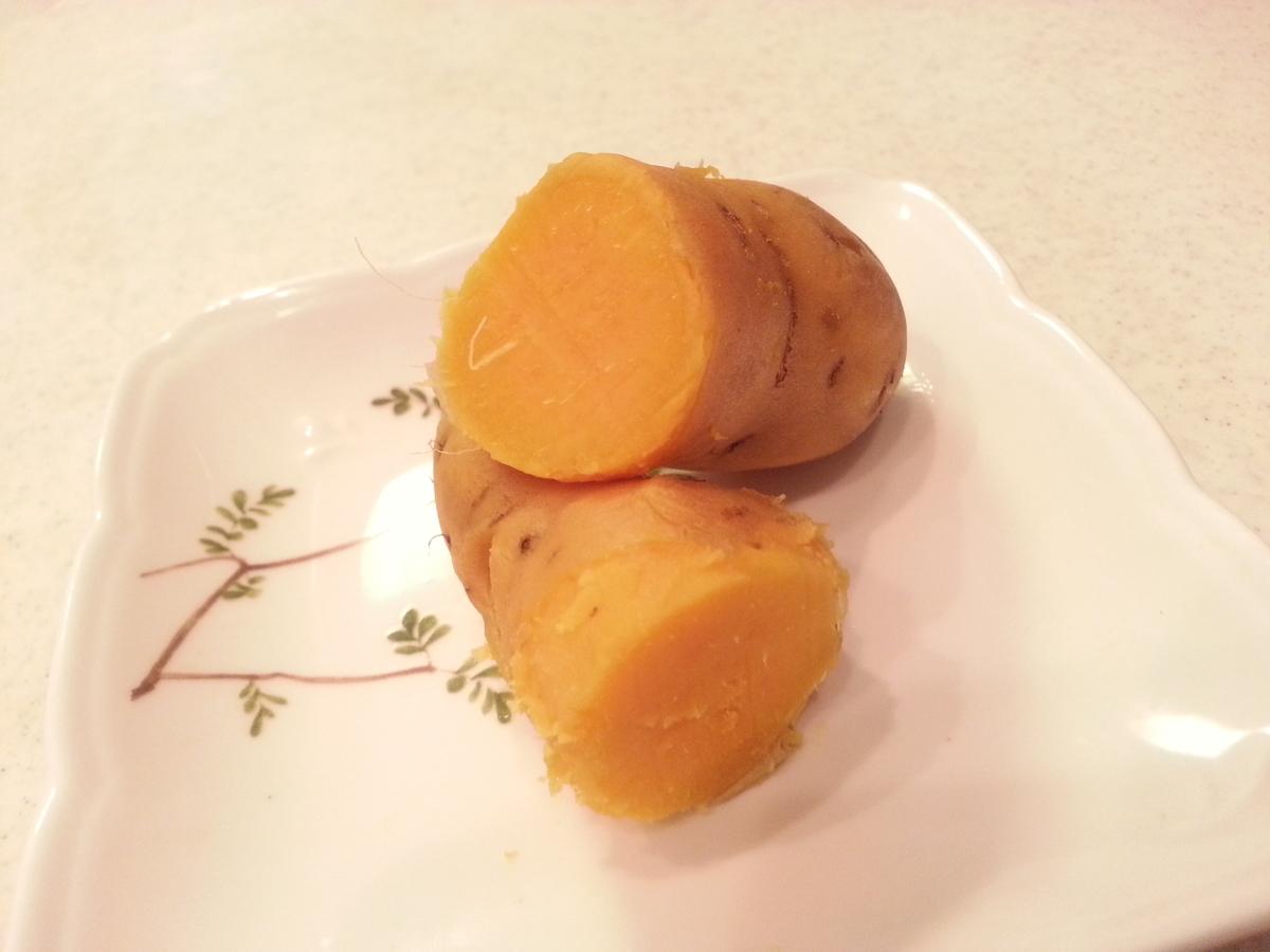 ベコキララというサツマイモ