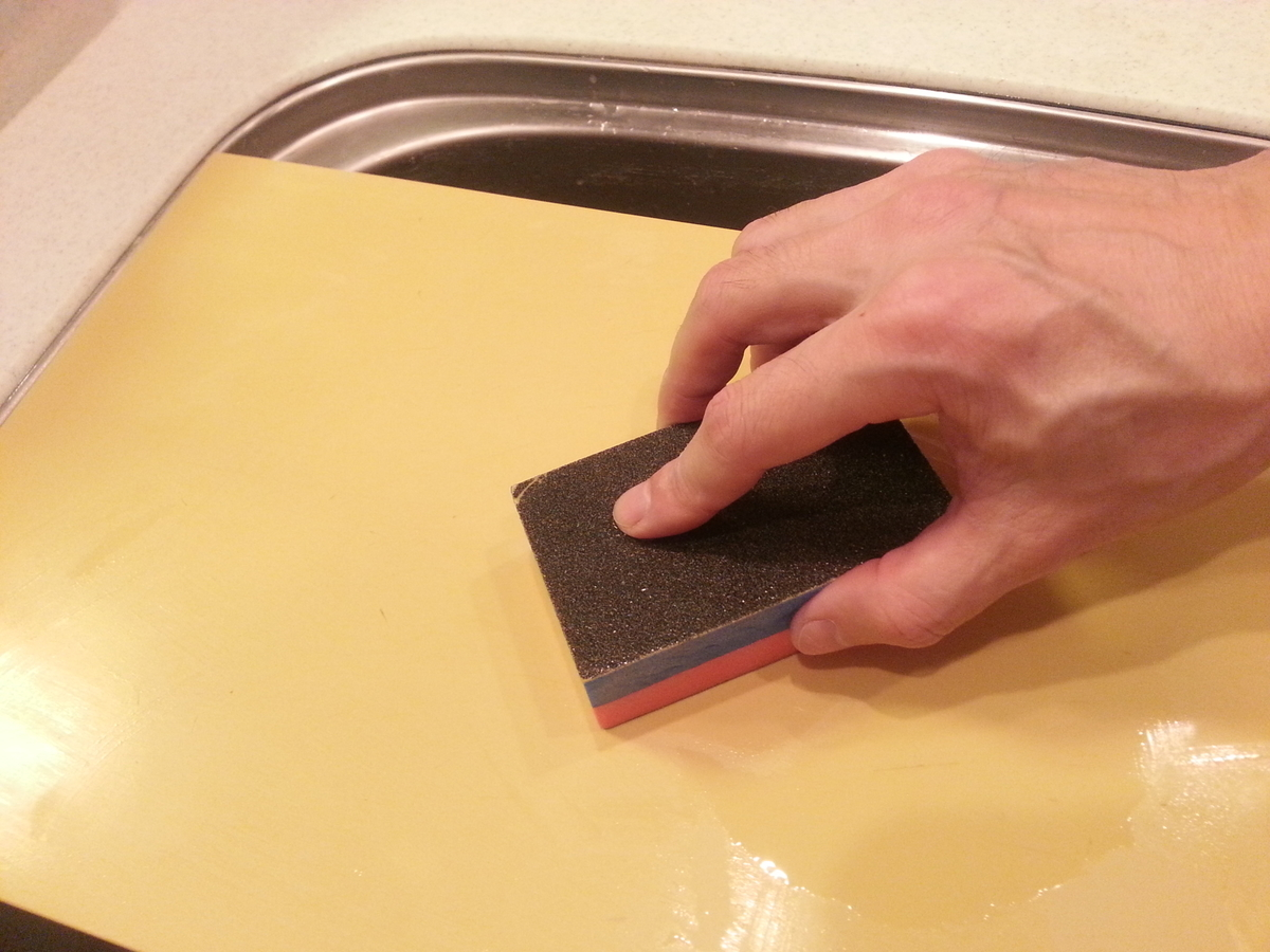 アサヒクッキンカット まな板削り 細目