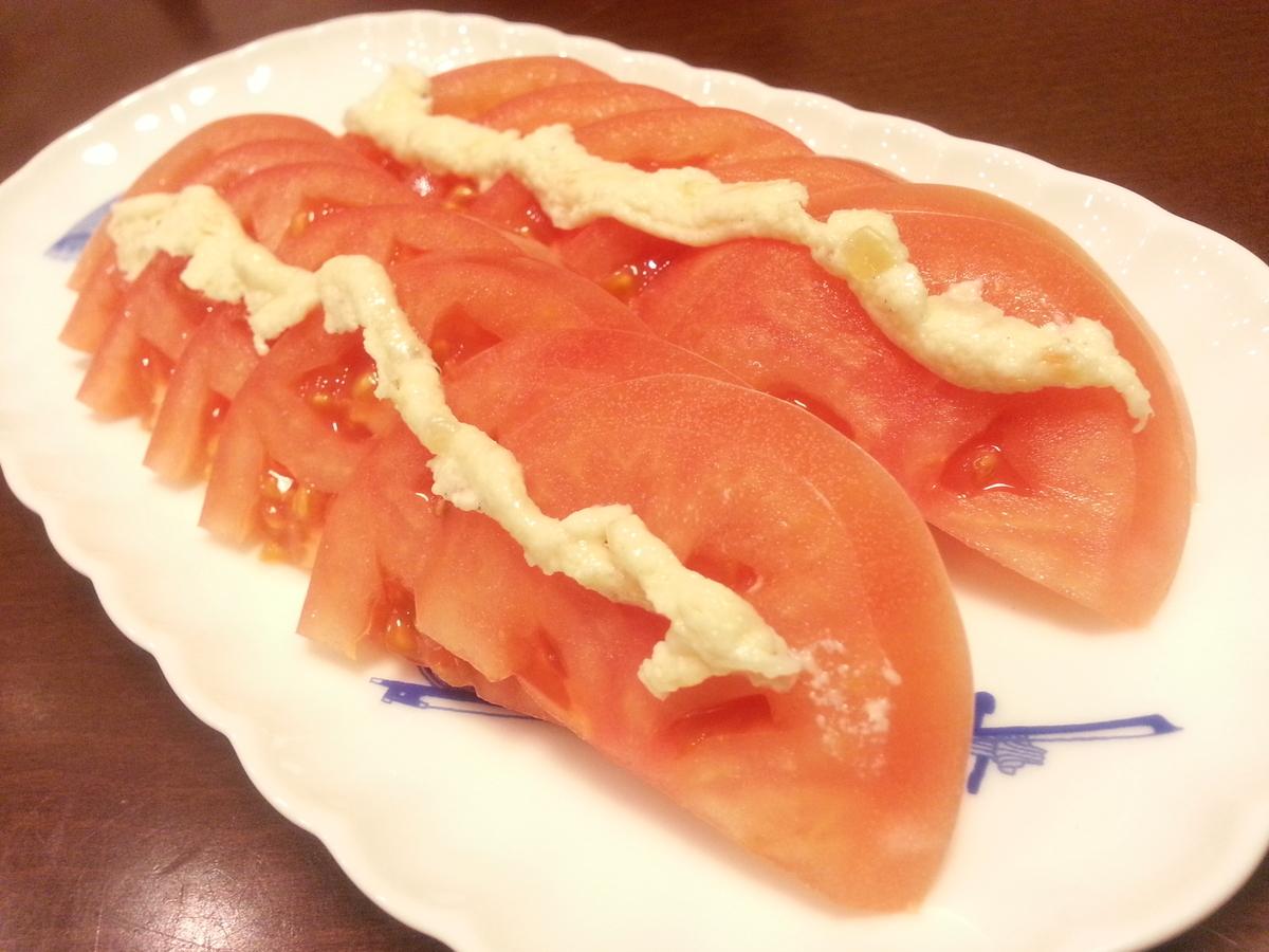 信州サーモンディップ トマト