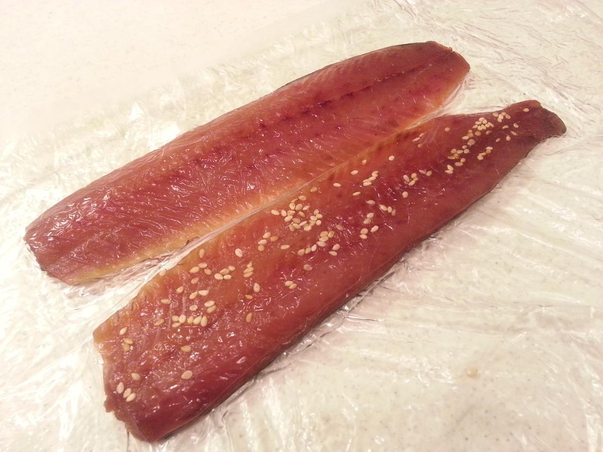 ピチットで魚の干物