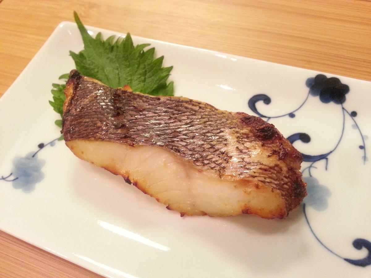 山内鮮魚店 黒ソイ