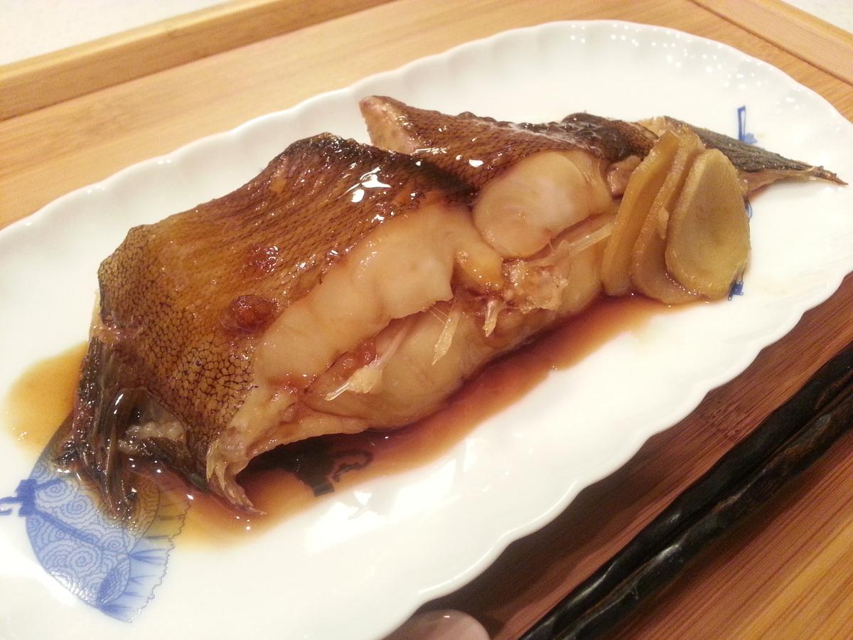 カレイの煮付け 作り方/レシピ